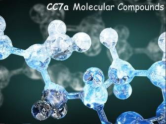 Edexcel CC7a Molecular Compounds