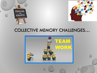 Collective memory challenges