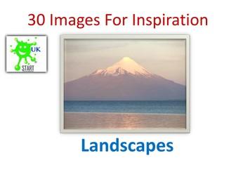 Images for Inspiration - Landscapes
