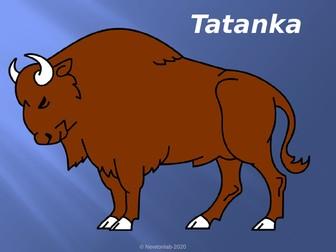 Native American Performance Piece Tatanka-Music Counts!