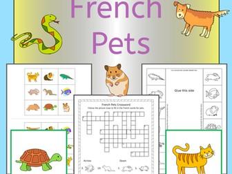 french vocabulary topics bundle classroom clothing body farm pets beach fruit. Black Bedroom Furniture Sets. Home Design Ideas