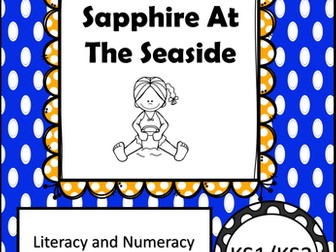 Sapphire At The Seaside
