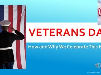 Veterans Day PowerPoint