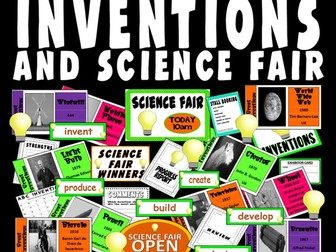 INVENTIONS TEACHING RESOURCES KEY STAGE 2 SCIENCE DISPLAY TECHNOLOGY HISTORY