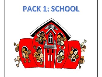 EAL Starter Pack 1: School
