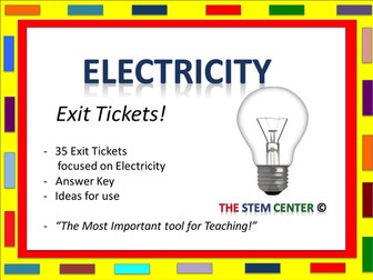 Electricity Exit Cards