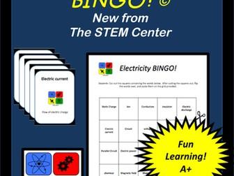 Electricity: BINGO!