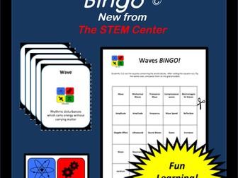 Waves: BINGO!