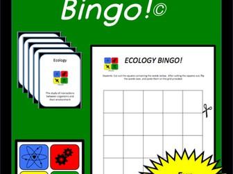 Ecology: BINGO!
