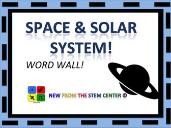 Space: Word Wall