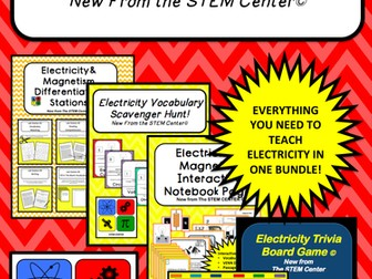 Electricity: BIG UNIT BUNDLE!