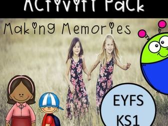 End of Year Activity Pack (EYFS/KS1)