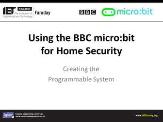 BBC Micro:Bit - Home Security Project