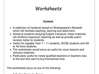 critical analysis of macbeth essays Shakespeare's macbeth is easily mastered using our shakespeare's macbeth essay, summary, quotes and character analysis.