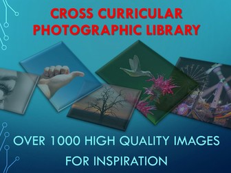 Cross Curricular Photographic Library