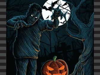 Les Zombies Attaquent - imparfait/passe compose - Google Drive Edition