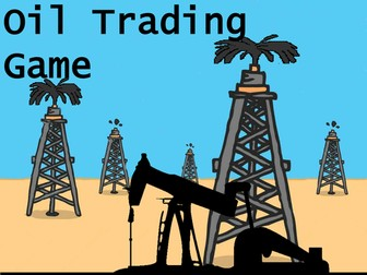 Oil Trading Game