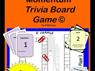 Physics: Trivia Board Game