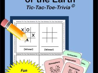 Rocks: Tic-Tac-Trivia Game