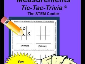 Measuring Skills: Tic Tac Trivia
