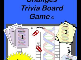 Genetics: Trivia Board Game