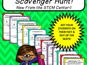 Multiplication Tables (10's): Scavenger Hunt