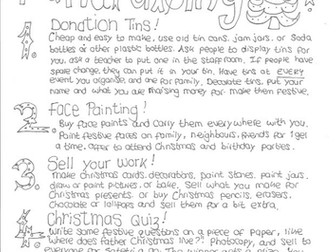 Christmas Fundraising for Schools