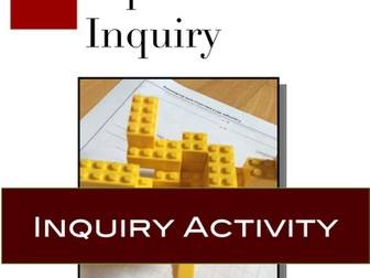 Linear Equations: Introduction to Linear Equations Inquiry Station Activity