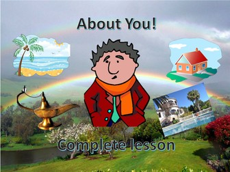 About You Complete Lesson