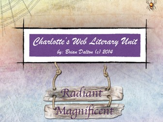 Charlotte's Web Literary Guide
