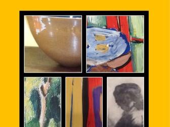 The Visual Arts Observing Creating Reflecting