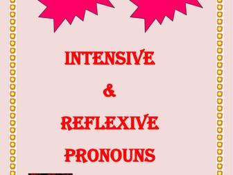Intensive & Reflexive Pronouns