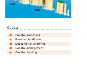 GCSE Geography Coasts: Student Booklet