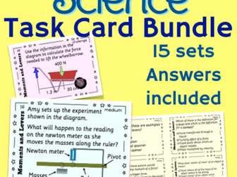Parenting Plan Worksheet Radioactivity Task Cards By Pauljcg  Teaching Resources  Tes Chemistry Scientific Notation Worksheet Answers with Thai Alphabet Worksheet Excel Get This Resource As Part Of A Bundle And Save Up To  Simple Algebraic Equations Worksheet