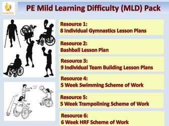 SEND Physical Education