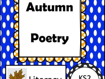 Autumn Poetry Collection