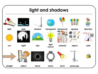 12 Year 4 Science unit learning mats