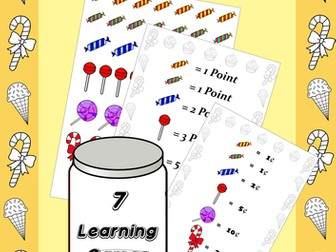 Sweets in the Jar Maths Games