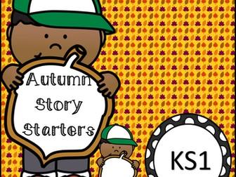 Autumn Story Starters