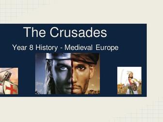Medieval Europe - The Crusades