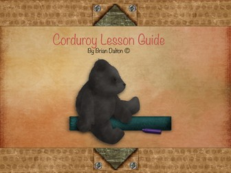 Corduroy Lesson Guide