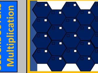 Multiplication Blockbusters Game