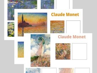 Learn to Paint Like Monet Bundle