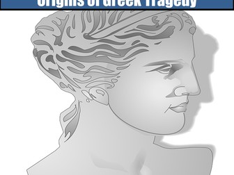 Antigone Introduction to Greek Drama Activities