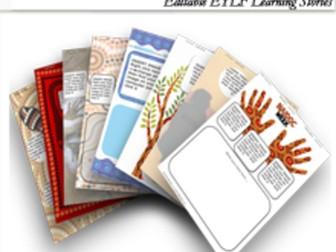 NAIDOC Aboriginal Editable Pack