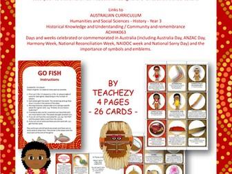 Aboriginal and Torres Strait Islander Playing Cards NAIDOC
