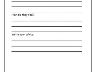 Read Write Inc.: The Poor Goose worksheet