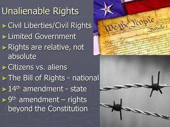 Civil Rights Presentation