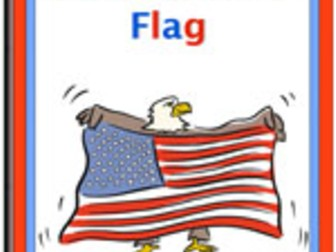 United States Flag - Literacy and Information eWorkbook
