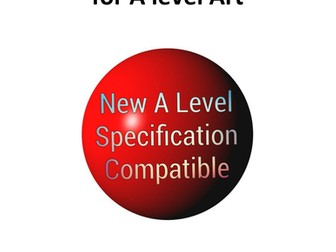 New Specification A level Art Report Comment Bank